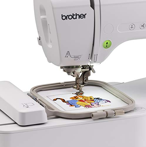 Product Image 9: Brother PE550D Embroidery Machine