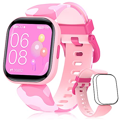 BILIFIT Smartwatch Niños, 1.4' Reloj Inteligente Niños...