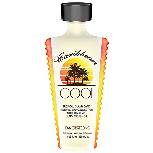 Caribbean Cool, Natural Bronzer, Tanning Lotion...