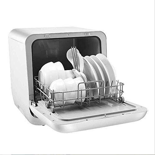 Piccola mini lavastoviglie completamente automatica per uso domestico, 3 modalit di lavaggio...
