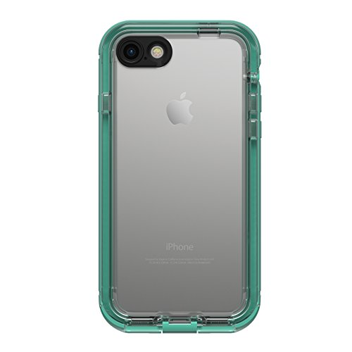LifeProof ND SERIES Waterproof Case for iPhone 7 (ONLY) - Retail Packaging - MERMAID (SOFT MINT/TALISIDE TEAL/CLEAR)