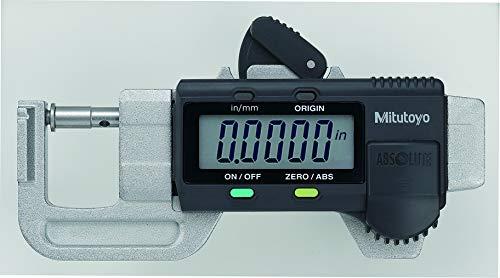 Mitutoyo 700-118-30 Digital Micrometer
