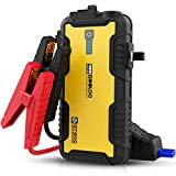 GOOLOO Car Jump Starter,1500A 12-Volt Lithium Battery Booster for Up to 8.0L Gas & 6.0L Diesel...