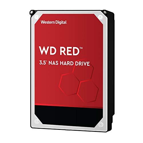 Western Digital HDD 4TB WD Red NAS RAID 3.5インチ 内蔵HDD WD40EFRX-RT2 【国内正規代理店品】