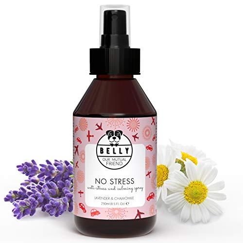 BELLY Spray Tranquilizante para Perros - Spray Relajante Perros, Ideal...