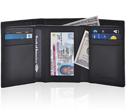 Trifold Wallets for Men