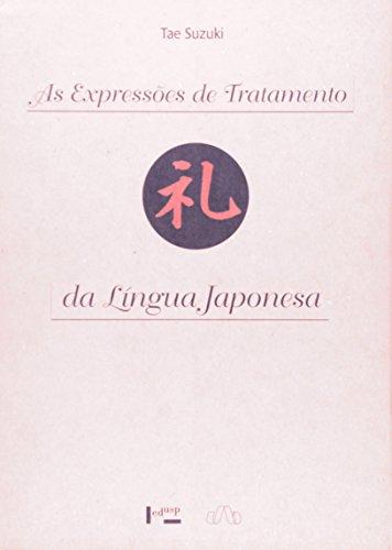 Expressões De Tratamento Da Lingua Japonesa