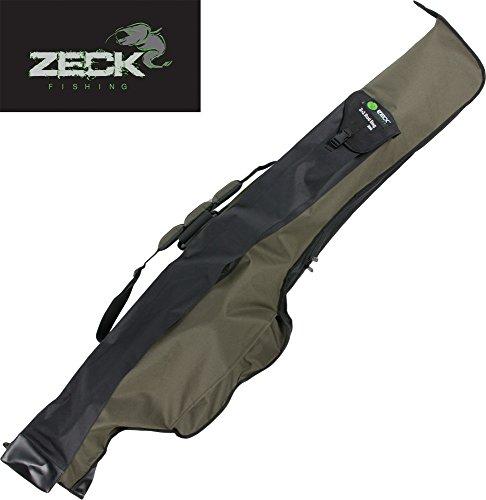 zeck 2+ 1Rod Bag 330er Rute tasche per canne Waller, tasche per canne Wels, rutenfuttural per Wels canna da pesca