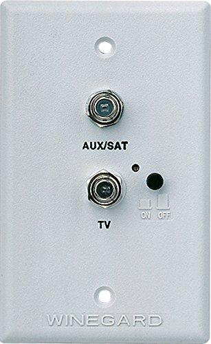 Winegard RV-7542 White Wall Plate Power Supply