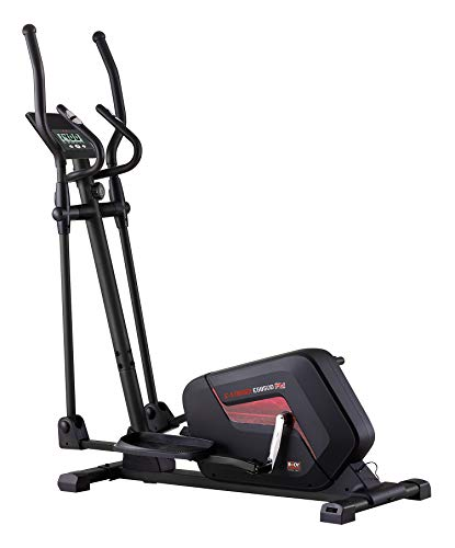 Bicicleta ELÍPTICA - Magnetic Elliptical Strider. Consola LCD Deluxe. PULSOMETRO EN...