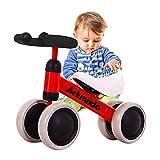 Draisienne Bébé, Vélo Enfant sans Pédales, Baby Balance Bike pour 1-3 Ans...