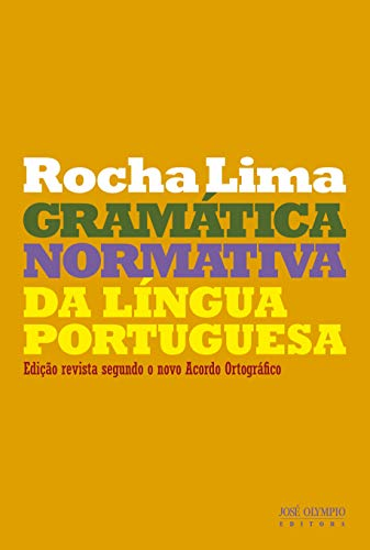 Normative grammar of the Portuguese language