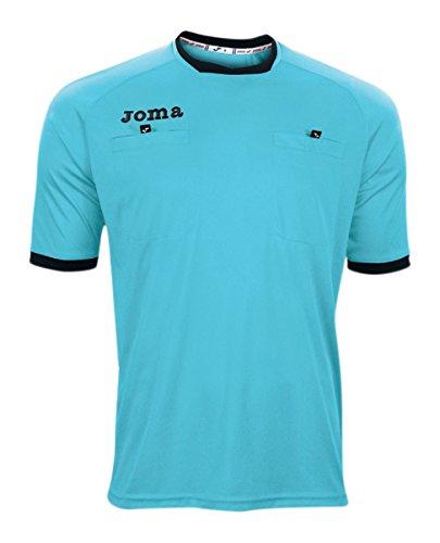 Joma 100011.010 - Camiseta de equipación de Manga Corta para Hombre, Color Turquesa, Talla L