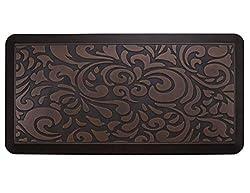 Butterfly Kitchen Mat Anti Fatigue Comfort Floor Mats