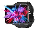 Men Women 4G Smart Watch 2.86 Inch Screen 3GB 32GB 5MP Camera 2700Mah Battery (Black, 3+32GB)