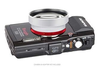 Wide-Angle-Lens-for-Olympus-TG-6-TG-5-TG-4-TG-3-TG-2-TG-1-Requires-Olympus-CLA-T01-or-JJC-RN-T01