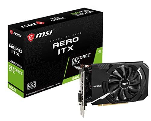 MSI V809-3061R scheda video GeForce GTX 1650 4 GB GDDR5