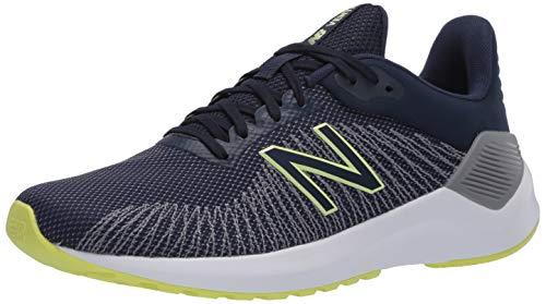 New Balance Men's Ventr V1 Running Shoe, Natural Indigo/Light Aluminum, 10 M US