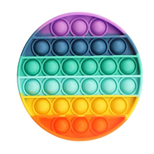 YEAHPY Push pop Bubble Fidget Toy, Stress Relief and...