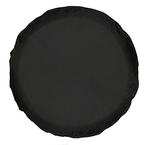 Moonet Universal Spare Tire Cover Black (16 inch)