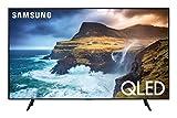 Samsung Q70 Series 75-Inch Smart TV, Flat QLED 4K UHD HDR - 2019 Model