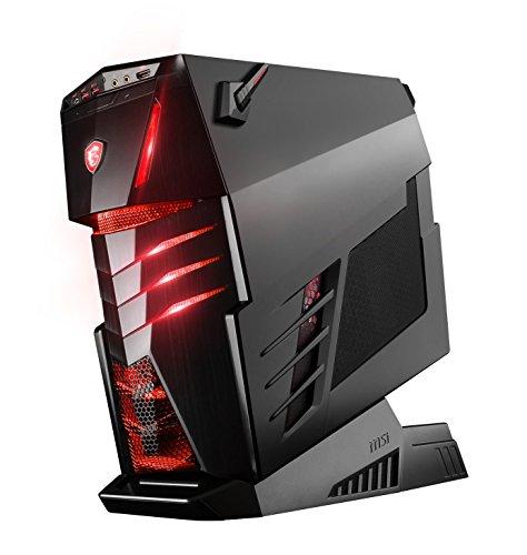 MSI Aegis Ti3 8RF SLI-006EU - Ordenador de sobremesa (Intel Core i7-8700K, RAM de 64 GB, HDD de 3 TB y 1024 GB SSD, NVIDIA GeForce GTX 1080 Ti Gaming, Windows 10 Home), Color Negro