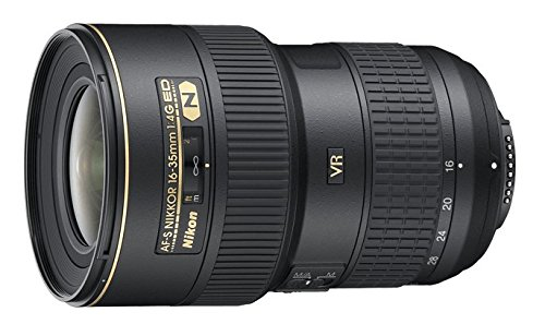 Nikon AF-S FX NIKKOR 16-35mm f/4G ED Vibration Reduction Zoom...