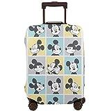 Funda para equipaje de viaje Mickey Mouse Pop Art Maleta Protector lavable 45-81 cm