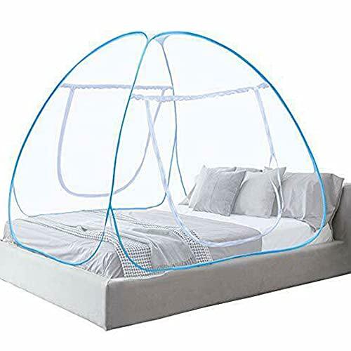 Moustiquaire pour lit Double et lit Simple XXL - 2 m x 1,8 m x 1,5 m...
