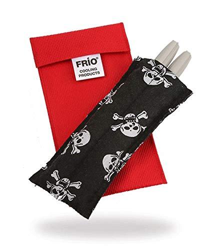 Frio UK Ltd. - Custodia Frio Duo *Edizione limitata* Rosso (Teschi) DUO