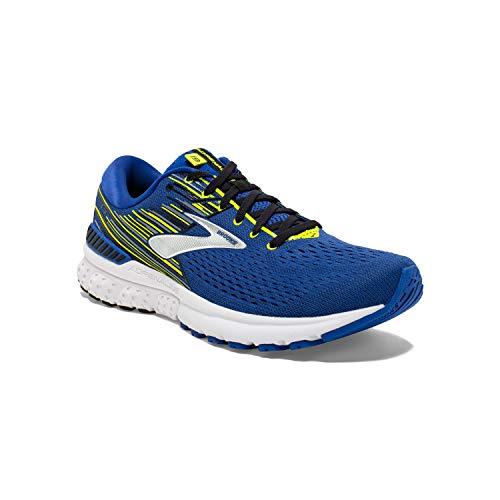 Brooks Men's Adrenaline Gts 19 Running Shoes, Blue (Blue/Nightlife/Black 429), 11 UK