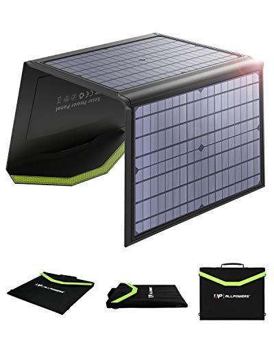 ALLPOWERS Caricatore Solare, 60W Caricabatterie...
