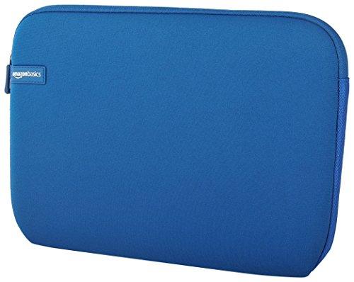AmazonBasics - Custodia per laptop, 11,6 pollici, Azzurro