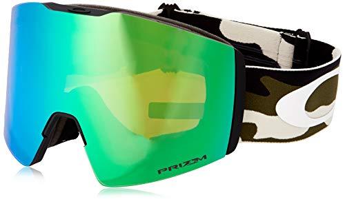 Oakley Fall Line XL, Occhiali da Sole Unisex-Adulto, Multicolore (Pennello Scuro Mimetico/Prizm...