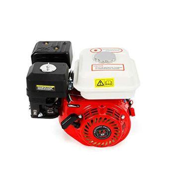 Moteur à essence thermique 7.5 CV Moteur à kart industriel 4 temps faible consommation de carburant Moteur à Essence Cylindrée Moteur Essence