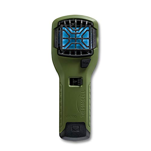Thermacell MR300 Portable Mosquito Repeller, Olive Green;...