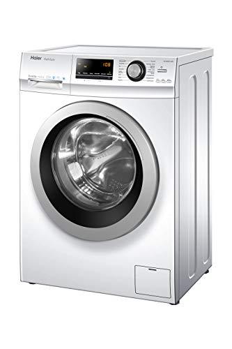 Haier HW100-BP14636 Waschmaschine Frontlader / A+++ / 10 kg / 1400 UpM / Inverter Motor / Vollwasserschutz / ABT