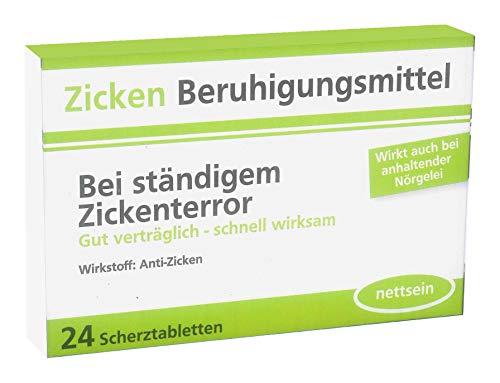 Trendimport Scherztabletten/Scherzdragees Zicken Beruhigungsmittel