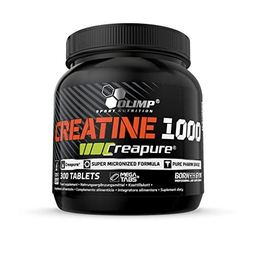 OLIMP SPORT NUTRITION Créatine 1000 300...