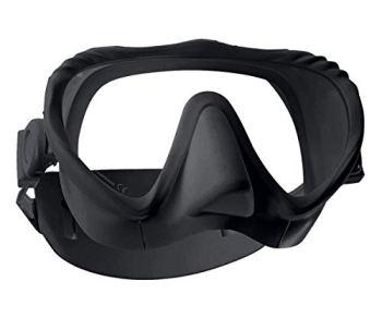 Scubapro Ghost Frameless Mask - Black