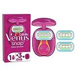 Gillette Venus - Maquinilla de afeitar extra suave para mujer + 3 cuchillas de...