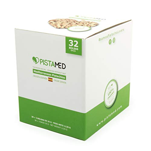 Pistachos ecológicos PISTAMED - 1,1 Kg. Tostado artesanal S