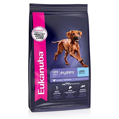 Eukanuba Puppy Large Breed Dry Dog Food, 33...