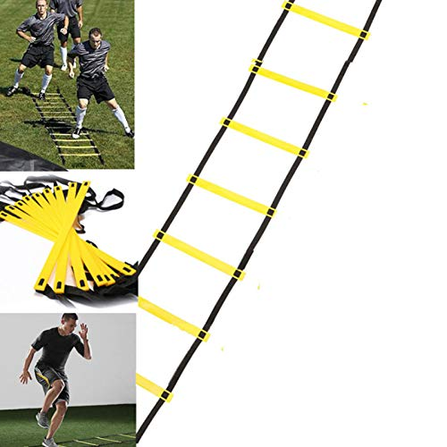 Trintion 4M Agility Fitness Training Ladder Football Training Equipment Rop Ladder