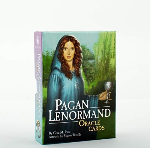 La Sibilla Pagana. Oracle cards. Con 38 carte. Ediz. multilingue