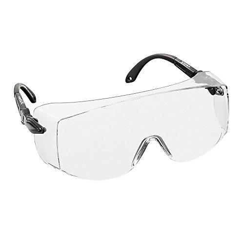 voltX 'OVERSPECS' Occhiali di sicurezza per uso industriale dotati di certificazione CE EN166F...