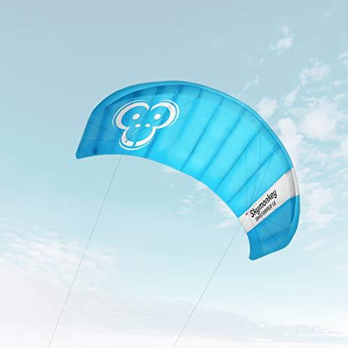 Skymonkey Skystormer 1.8 Lenkmatte 2-Leiner (inkl. Lenkbar) Ready 2 Fly - 180 cm [blau]