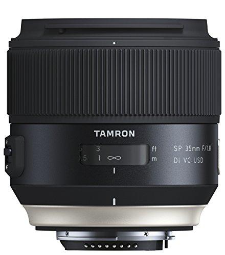 TAMRON 単焦点レンズ SP35mm F1.8 Di VC ニコン用 フルサイズ対応 F012N
