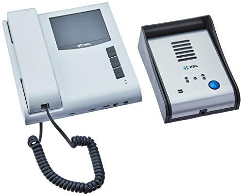 Porteiro Eletrônico com Vídeo, HDL Sense Light, Branco