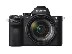 Sony Alpha ILCE7M2ZBDI - Cámara Full Frame de 24.3 MP (estabilizador de 5 ejes, vídeo Full HD, Wifi y NFC) negro - kit con lente Zeiss 24-70 mm ZA OSS